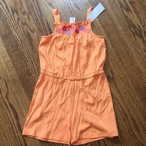 NWT Gymboree Embroidered Romper